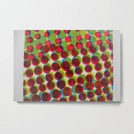 165 Circles Metal Print