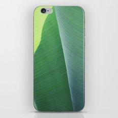Plantain #1 iPhone & iPod Skin