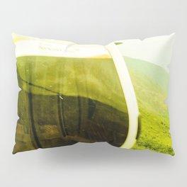 Cableway santandereano in green. Pillow Sham