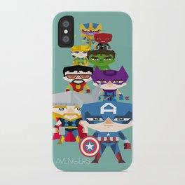 avengers 2 fan art iPhone Case