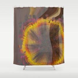 Sapful Woof Flower  ID:16165-124231-30851 Shower Curtain