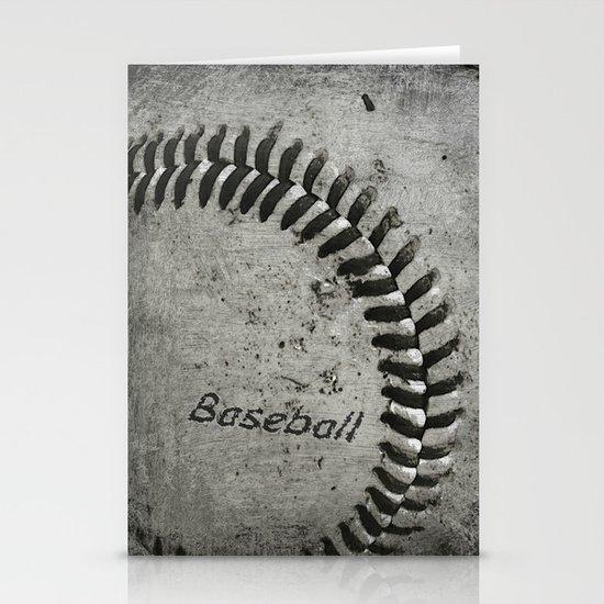 Baseball Stationery Cards