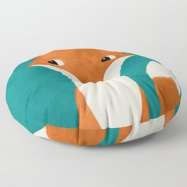 Fox Floor Pillow