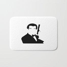 007 Brosnan Bath Mat