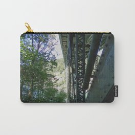 Two Worlds of Deception Pass Carry-All Pouch