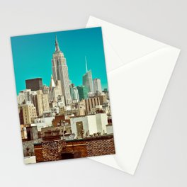 This Was Midtown Manhattan Stationery Cards