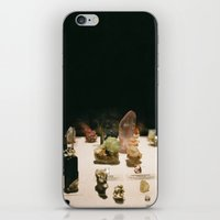 gem iPhone & iPod Skins featuring gem by ghostchesters