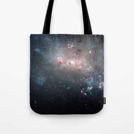 Starburst - Captured by Hubble Telescope Tote Bag