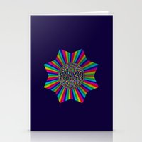 funky Stationery Cards featuring FUNKY! by A-Devine