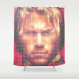 Knight to remember Shower Curtain