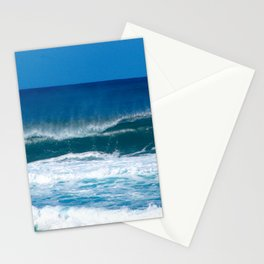 Pipeline Wave at North Shore Oahu  Stationery Cards