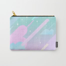 Pastel Sky Carry-All Pouch