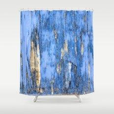 Worn = Wonderful Shower Curtain