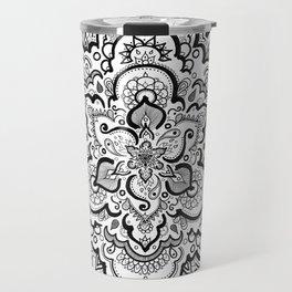 BLACK & WHITE 2 Travel Mug