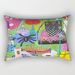 Disgust Wonderland Rectangular Pillow