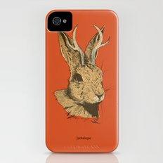 The Jackalope iPhone (4, 4s) Slim Case