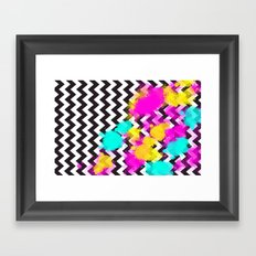 The Lodge Framed Art Print