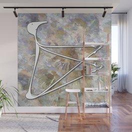 Sit-Ups Wall Mural