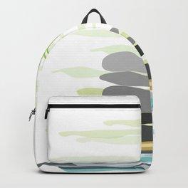 Feng shui meditation Backpack