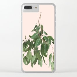 Hanging Gums Clear iPhone Case
