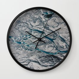 Dart River Wall Clock