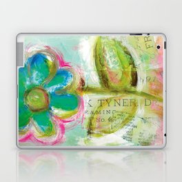 Le Bleuet Laptop & iPad Skin