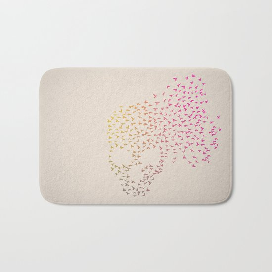 The End Of The World II Bath Mat