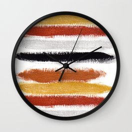 FOR THE LOVE OF MARK MAKING 07 Wall Clock