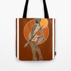 Star Wars tusken pinup Tote Bag