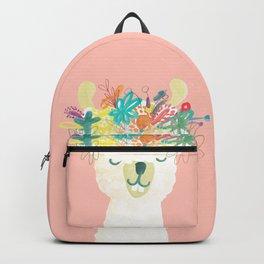 Llama Goddess Backpack
