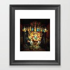 Guan Yin Framed Art Print