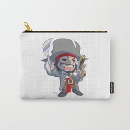 Chibi Pirate Carry-All Pouch