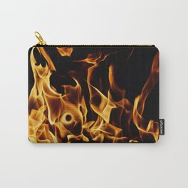 Stories From The Fireplace - Festival In Venice Carry-All Pouch