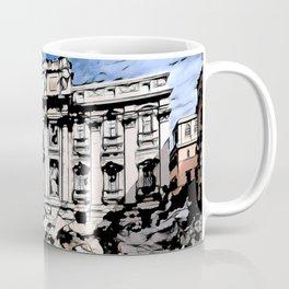 Fontana di Trevi, Rome Coffee Mug