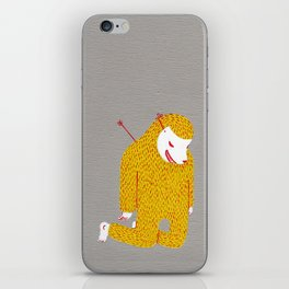 Everything is my fault iPhone Skin