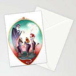 Sleeping Beauty, Mirror Stationery Cards