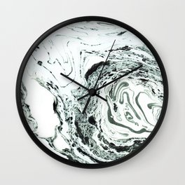 Salt #society6 #decor #buyart Wall Clock