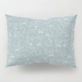 Kitty Cat Pillow Sham