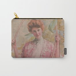 Vintage postcard art Carry-All Pouch