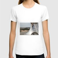 israel T-shirts featuring  Anish Kapoor's sculpture, Israel Museum, Jerusalem by AntWoman
