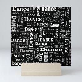 Just Dance! Mini Art Print