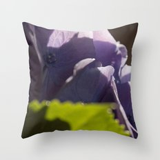 Whispers of happiness Throw Pillow