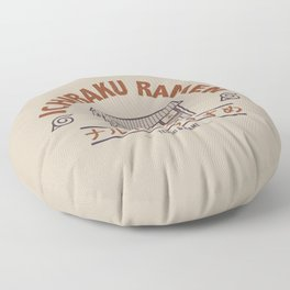 Ichiraku Ramen Japanese Floor Pillow