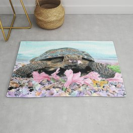 Roxie the Turtle Rug