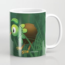 Lost in Godzone Coffee Mug