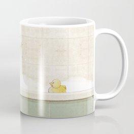 Hippo in the bath Coffee Mug