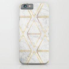 gOld rhombus Slim Case iPhone 6