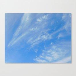Clouds No.2 Canvas Print