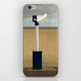 The Telescope, Great Yarmouth iPhone Skin