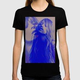 double Kate blues (kate moss) T-shirt